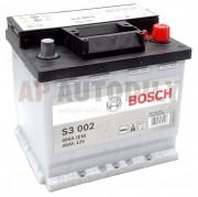0 092 S30 020 BOSCH Startovací baterie S3002 45AH 0 092 S30 020 BOSCH