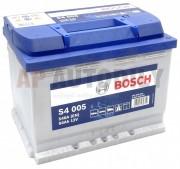 0 092 S40 050 BOSCH Startovací baterie S4005 60AH 0 092 S40 050 BOSCH
