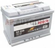 0 092 S50 080 BOSCH Startovací baterie S5008 77AH 0 092 S50 080 BOSCH