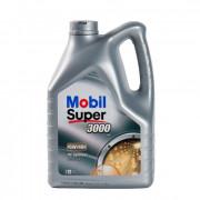 150565 MOBIL Motorové oleje MOBIL SUPER 3000 X1 5W40 5L MOBIL