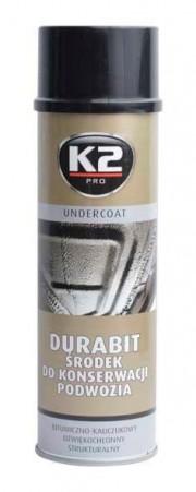 L320 K2 K2 UNDERCOAT 500 ml - ochranný asfaltový nástřik na podvozek L320 K2