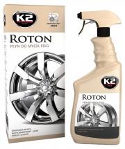 G167 K2 K2 ROTON 700 ml - profesionální čistič disků kol G167 K2