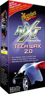 G12718EU MEGUIAR'S NXT GENERATION TECH WAX 2.0 - VOSK 532 ML G12718EU MEGUIAR'S