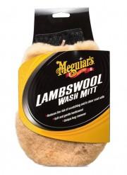 A7301 MEGUIAR'S Lambswool Wash Mitt A7301 MEGUIAR'S