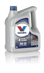 872 373 Valvoline Motorový olej SYNPOWER XL- III C3 5W-30 4L Valvoline