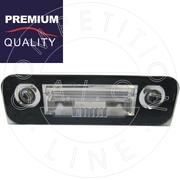 53953 Osvětlení poznávací značky Q+, original equipment manufacturer quality MADE IN GERMANY A.I.C. Competition Line